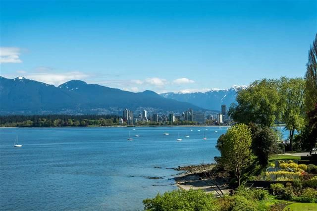 Main Photo: 2707 POINT GREY ROAD in VANCOUVER: Kitsilano House for sale (Vancouver West)
