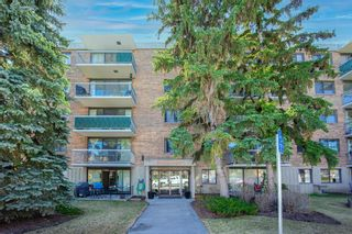 Main Photo: 504 521 57 Avenue SW in Calgary: Windsor Park Apartment for sale : MLS®# A1103510