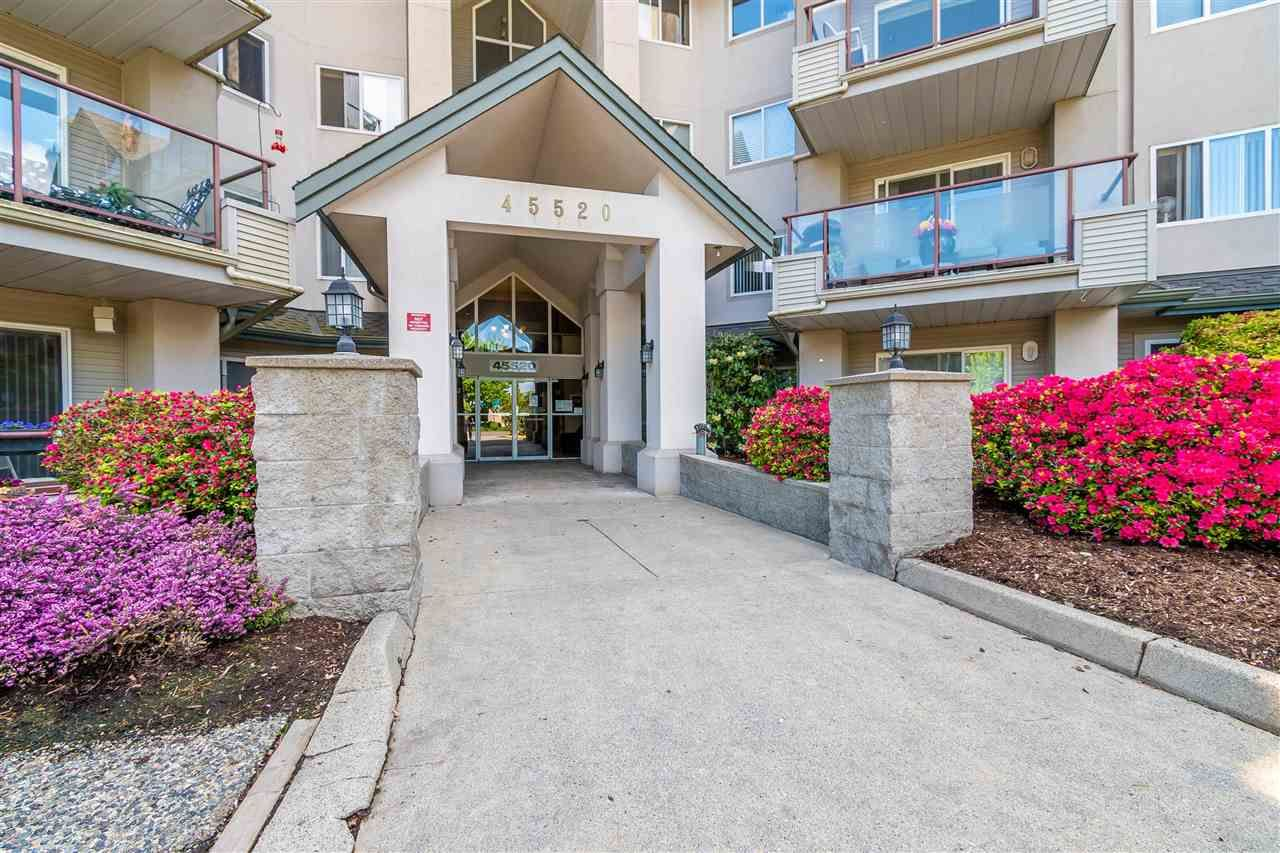 "Main Photo: 104 45520 KNIGHT Road in Chilliwack: Sardis West Vedder Rd Condo for sale in ""MORNINGSIDE"" (Sardis)  : MLS®# R2575751"