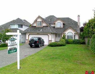 Photo 1: 21541 87TH AV in Langley: Walnut Grove House for sale : MLS®# F2515282