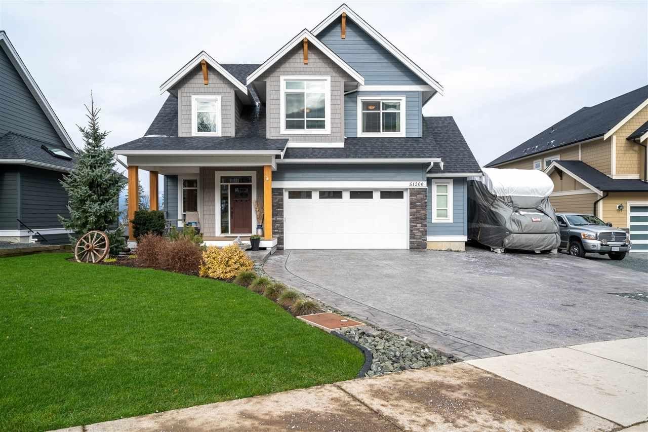 Main Photo: 51206 ROWANNA Crescent in Chilliwack: Eastern Hillsides House for sale : MLS®# R2536909