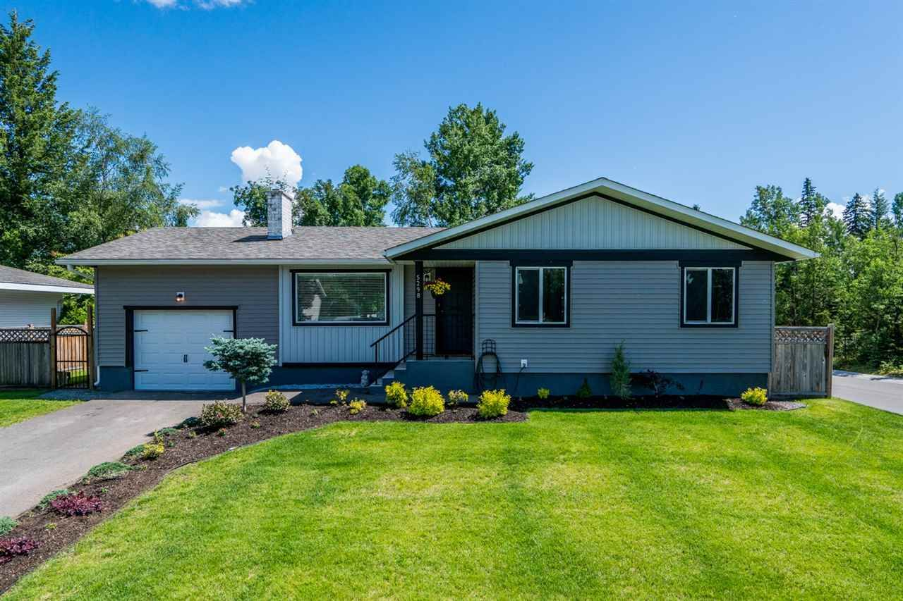 Main Photo: 5298 CAMBRIDGE Road in Prince George: Upper College House for sale (PG City South (Zone 74))  : MLS®# R2469182