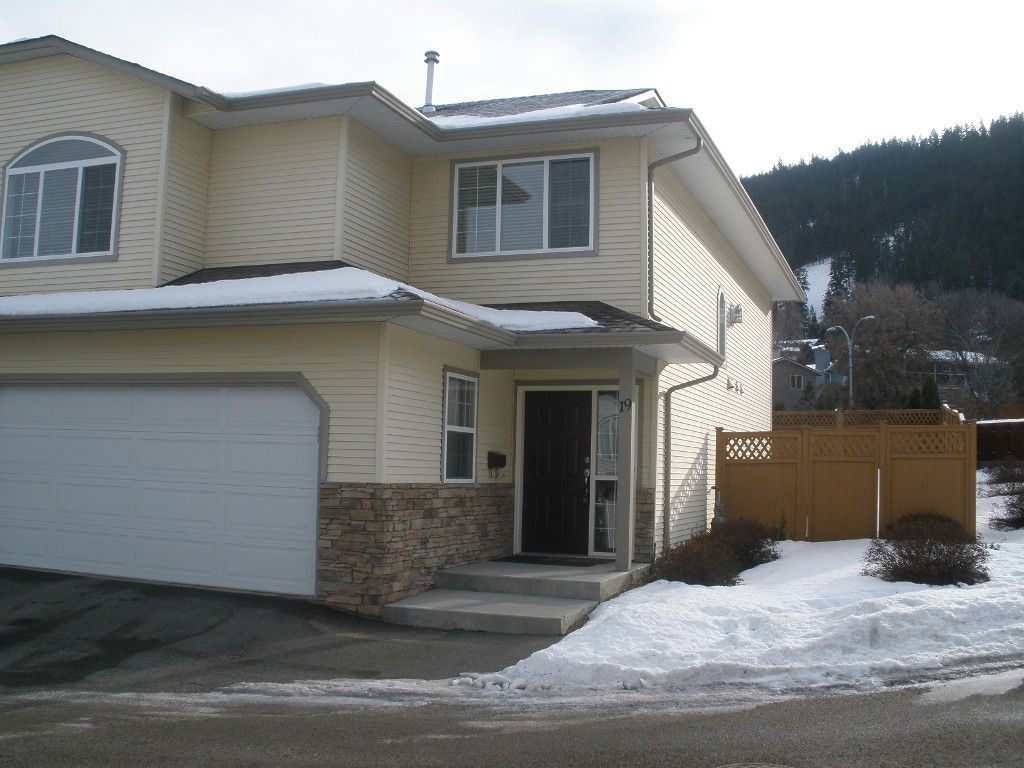 Main Photo: 19-2210 Qu'Appelle Blvd in Kamloops: Juniper Heights Condo for sale : MLS®# 126502