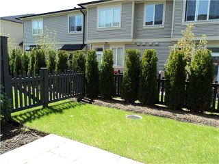 "Photo 12: 98 7938 209TH Street in Langley: Willoughby Heights Townhouse for sale in ""Red Maple Park"" : MLS®# F1400352"