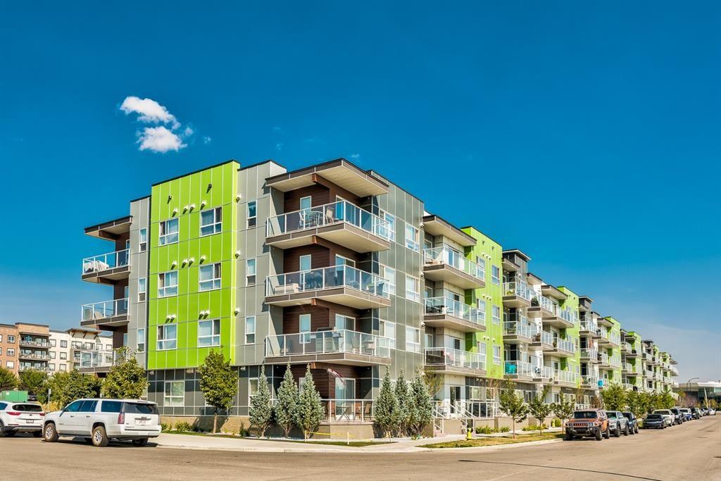 Main Photo: 210 20 Seton Park SE in Calgary: Seton Apartment for sale : MLS®# A1145820