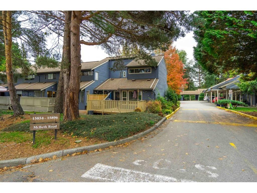 "Main Photo: 15880 MCBETH Road in Surrey: King George Corridor Townhouse for sale in ""Alderwood III"" (South Surrey White Rock)  : MLS®# R2625450"