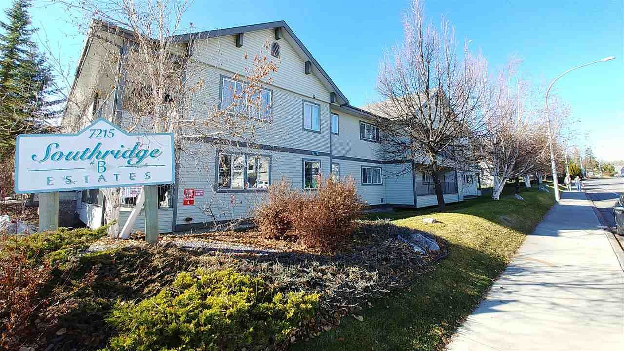 Main Photo: 101 7215 SOUTHRIDGE AVENUE in : St. Lawrence Heights Condo for sale : MLS®# R2317535