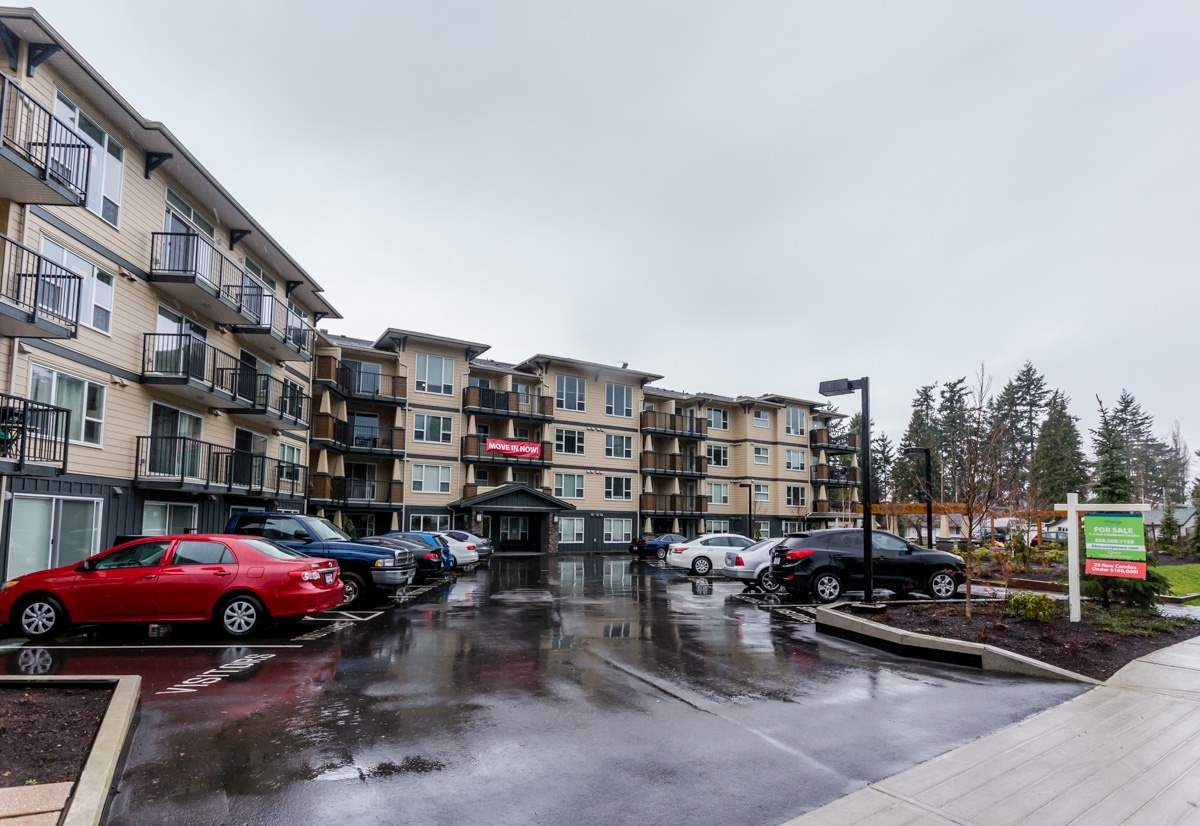 Photo 3: Photos: 411 2565 CAMPBELL AVENUE in Abbotsford: Central Abbotsford Condo for sale : MLS®# R2185831