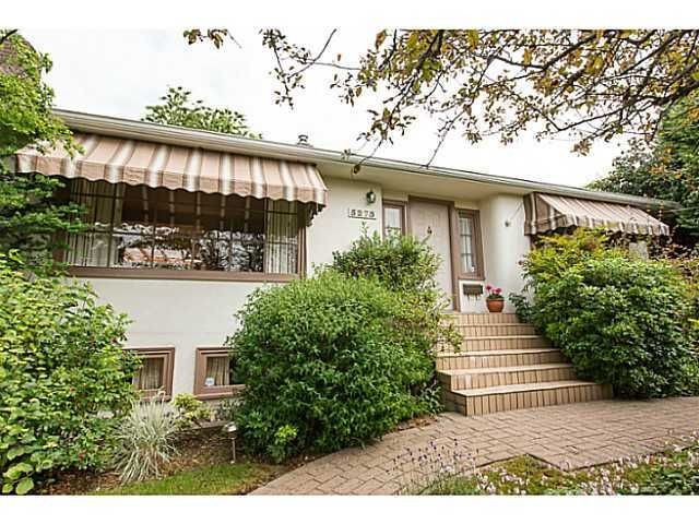 Main Photo: 5275 PATRICK STREET in Burnaby South: South Slope House for sale ()  : MLS®# V1127296