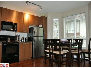 """Photo 2: 46 7155 189TH Street in Surrey: Clayton Townhouse for sale in """"Bacara"""" (Cloverdale)  : MLS®# F1123537"""