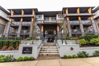 """Photo 1: 112 617 SMITH Avenue in Coquitlam: Coquitlam West Condo for sale in """"EASTON"""" : MLS®# R2239453"""