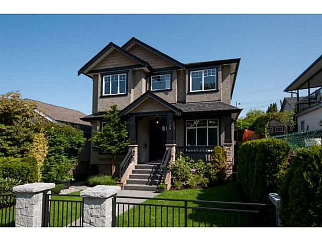 Main Photo: 3559 DUNDAS Street in Vancouver: Hastings East House for sale (Vancouver East)  : MLS®# V1067924