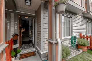 """Photo 3: 72 10151 240 Street in Maple Ridge: Albion Townhouse for sale in """"ALBION STATION"""" : MLS®# R2297132"""
