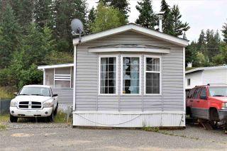 "Photo 1: 3 704 DOG CREEK Road in Williams Lake: Esler/Dog Creek Manufactured Home for sale in ""HILLSIDE PARK"" (Williams Lake (Zone 27))  : MLS®# R2497177"