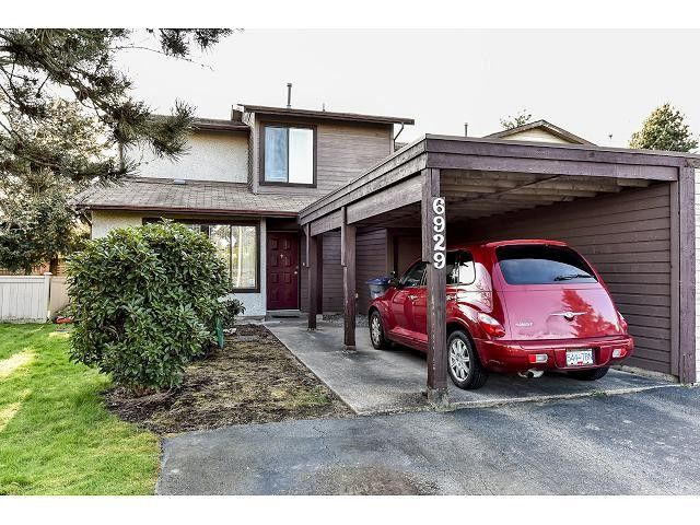 "Main Photo: 6929 135TH Street in Surrey: West Newton 1/2 Duplex for sale in ""Bentley"" : MLS®# F1432767"