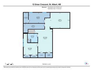 Photo 39: 12 GREER Crescent: St. Albert House for sale : MLS®# E4248514