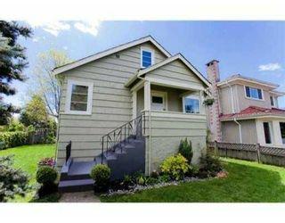 Photo 1: 292 E 38TH AV in Vancouver: House for sale : MLS®# V827304
