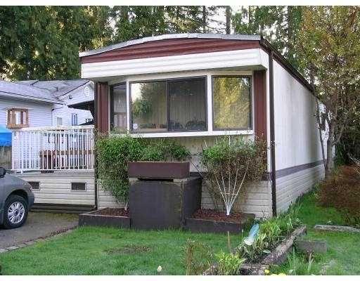 "Main Photo: 23350 CALVIN Crescent in Maple_Ridge: East Central Manufactured Home for sale in ""GARABALDI COURT"" (Maple Ridge)  : MLS®# V642011"