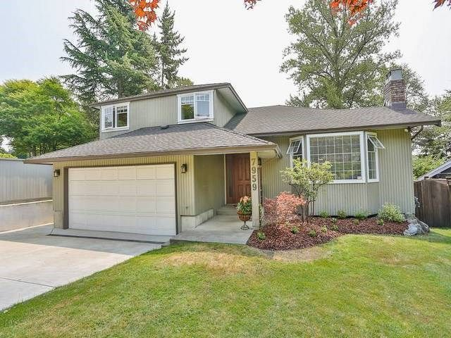 """Main Photo: 7959 WOODHURST Drive in Burnaby: Forest Hills BN House for sale in """"FOREST HILL"""" (Burnaby North)  : MLS®# V1133720"""
