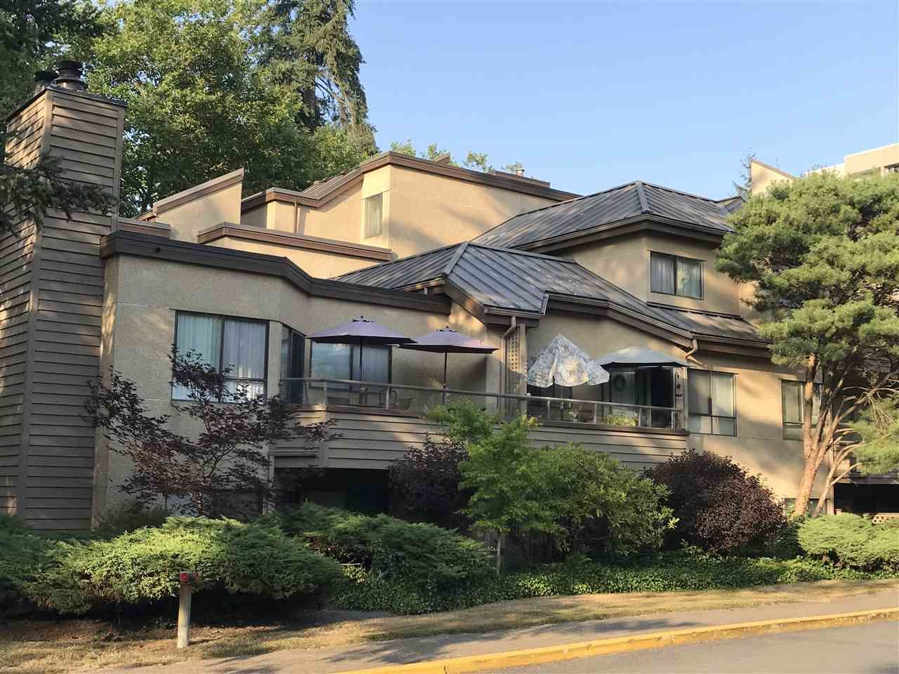 Main Photo: 101 1690 AUGUSTA Avenue in Burnaby: Simon Fraser Univer. Condo for sale (Burnaby North)  : MLS®# R2294693