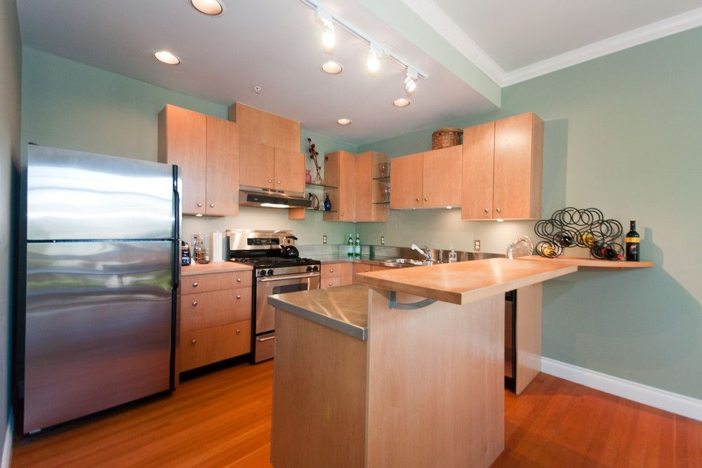 Photo 14: Photos: 2498 W 5TH Avenue in Vancouver: Kitsilano Townhouse for sale (Vancouver West)  : MLS®# V838455