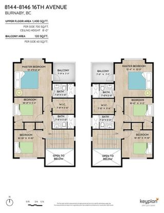 Photo 5: 8144 16TH Avenue in Burnaby: East Burnaby 1/2 Duplex for sale (Burnaby East)  : MLS®# R2570525