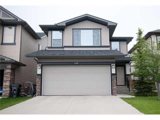 Main Photo: 226 PANAMOUNT Villa NW in CALGARY: Panorama Hills Residential Detached Single Family for sale (Calgary)  : MLS®# C3574702