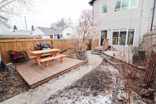 Photo 40: 10833 63 Avenue in Edmonton: Zone 15 House Half Duplex for sale : MLS®# E4234646