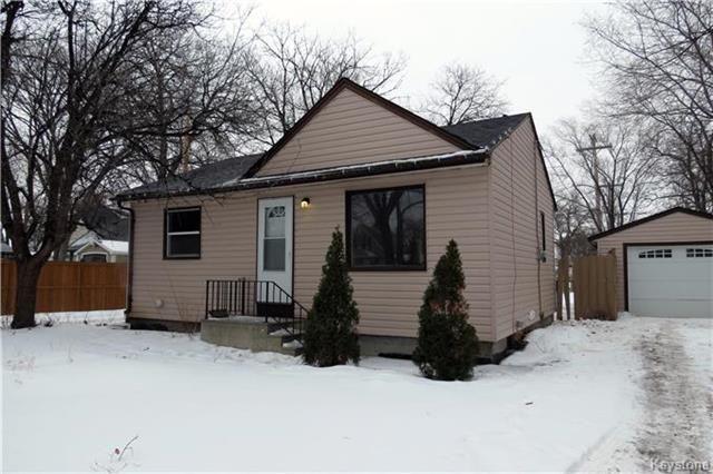 Main Photo: 1173 Roch Street in Winnipeg: Residential for sale (3F)  : MLS®# 1807285