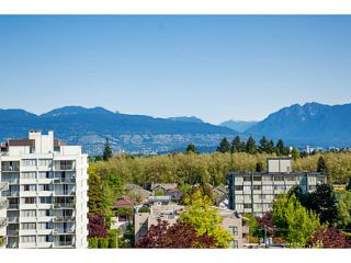 Photo 1: # 1002 2165 W 40TH AV in Vancouver: Kerrisdale Condo for sale (Vancouver West)  : MLS®# V1121901