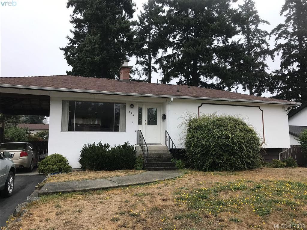 Main Photo: 435 Bidwell Pl in VICTORIA: Co Wishart South House for sale (Colwood)  : MLS®# 822741