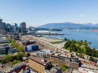 """Photo 33: 309 27 ALEXANDER Street in Vancouver: Downtown VE Condo for sale in """"ALEXIS"""" (Vancouver East)  : MLS®# R2584702"""