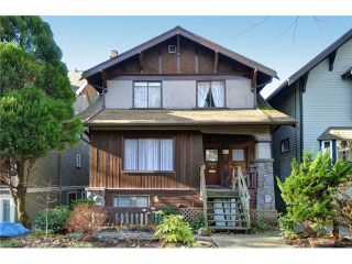 """Photo 1: 1335 - 1337 WALNUT Street in Vancouver: Kitsilano House for sale in """"Kits Point"""" (Vancouver West)  : MLS®# V1103862"""