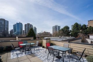 "Photo 21: 102 1631 COMOX Street in Vancouver: West End VW Condo for sale in ""WESTENDER ONE"" (Vancouver West)  : MLS®# R2561465"