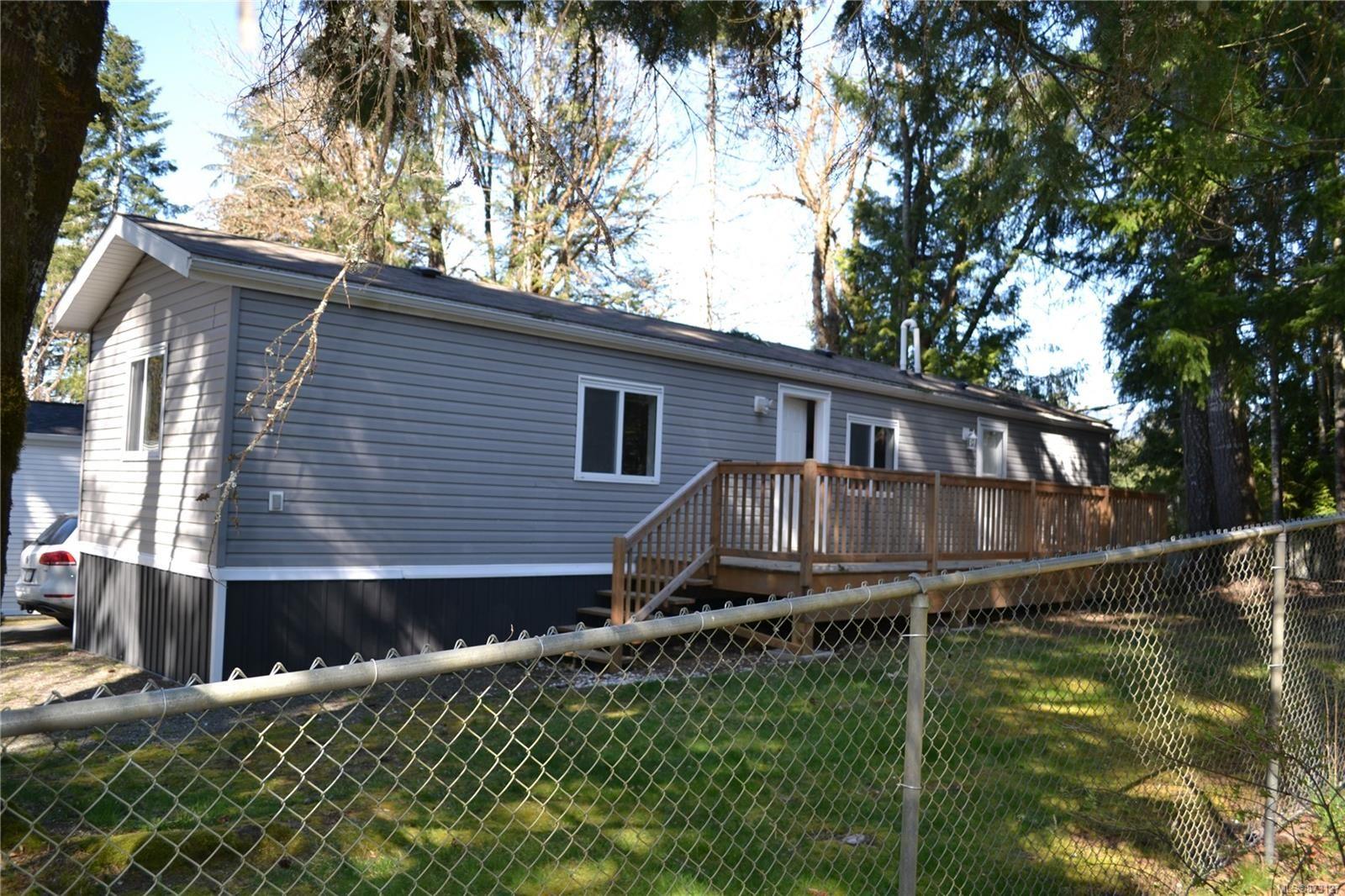 Main Photo: 9 3258 ALBERNI Hwy in : PA Alberni Valley Manufactured Home for sale (Port Alberni)  : MLS®# 873127