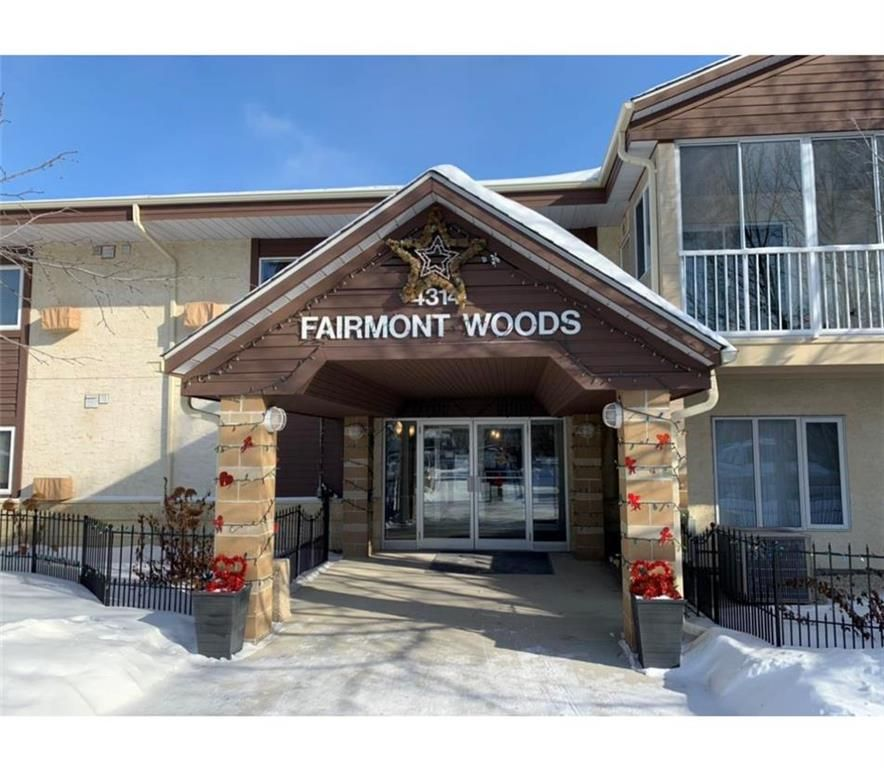 Main Photo: 207 4314 Grant Avenue in Winnipeg: Charleswood Condominium for sale (1G)  : MLS®# 202103066