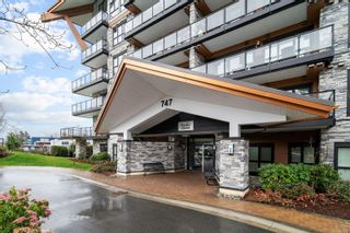 Photo 2: 410 747 Travino Lane in : SW Royal Oak Condo for sale (Saanich West)  : MLS®# 870802