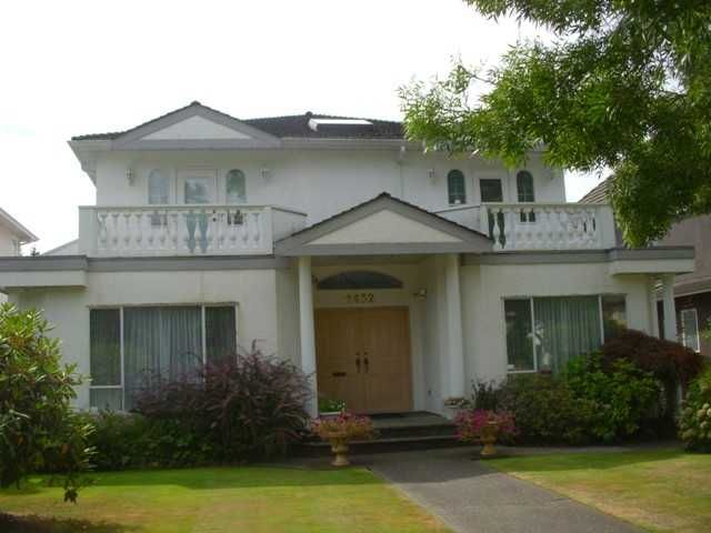 Main Photo: 2432 W 19TH Avenue in Vancouver: Arbutus House for sale (Vancouver West)  : MLS®# V980275