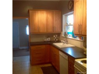 Photo 8: 174 Cathedral Avenue in WINNIPEG: North End Residential for sale (North West Winnipeg)  : MLS®# 1509461