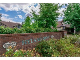 """Photo 2: 210 13900 HYLAND Road in Surrey: East Newton Townhouse for sale in """"Hyland Grove"""" : MLS®# R2295690"""