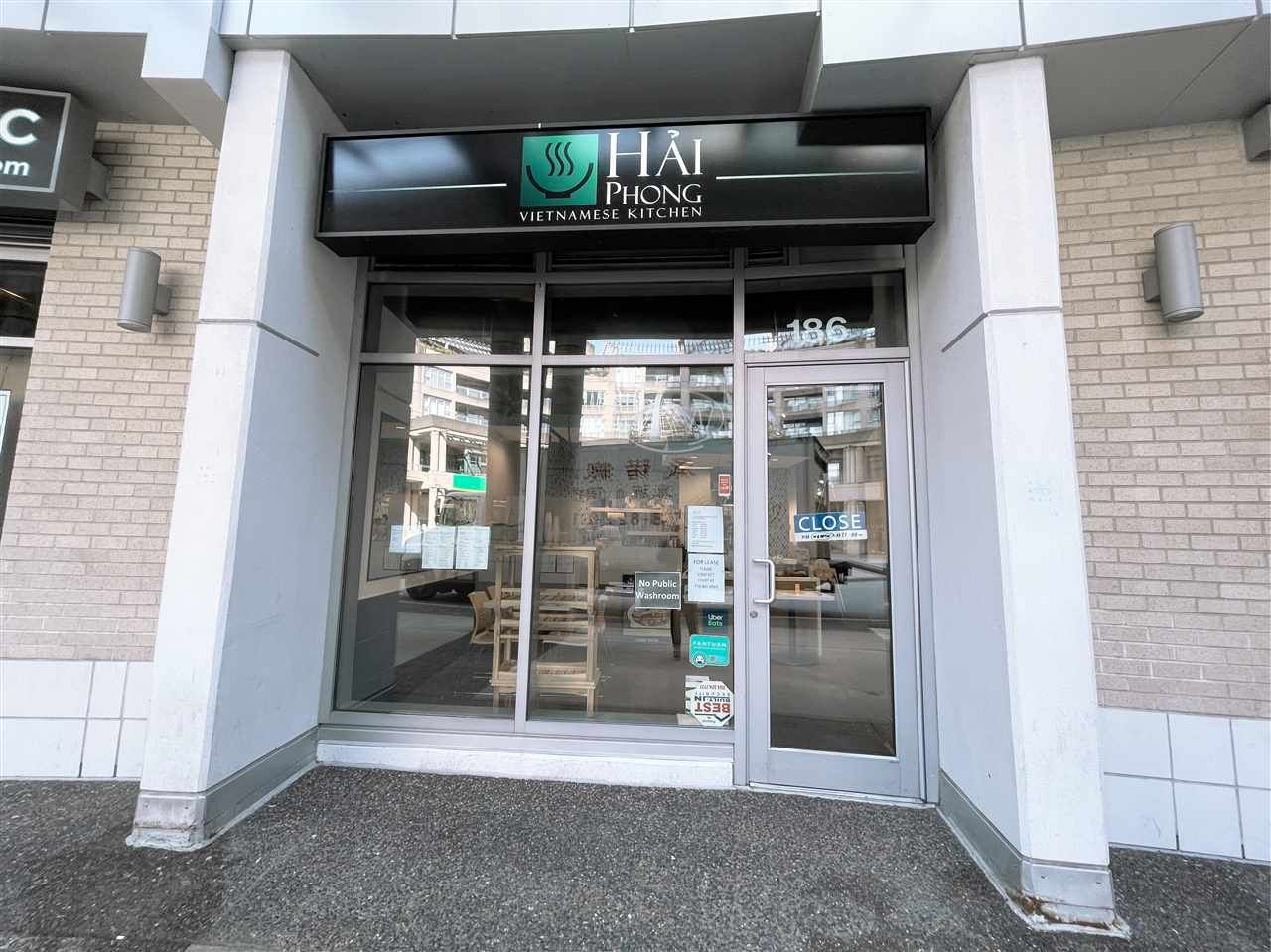 Main Photo: 186 KEEFER Place in Vancouver: Downtown VW Retail for sale (Vancouver West)  : MLS®# C8037502