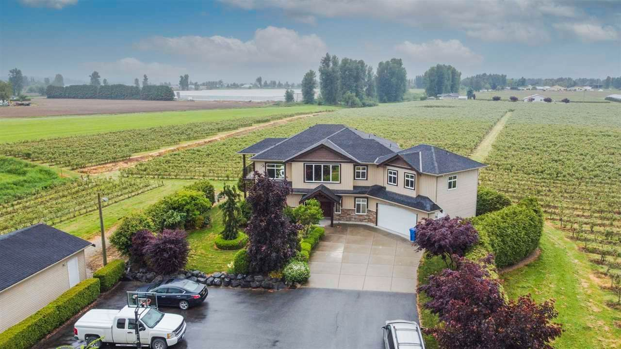 """Main Photo: 6277 BELL Road in Abbotsford: Matsqui House for sale in """"MATSQUI LOWLANDS"""" : MLS®# R2584532"""