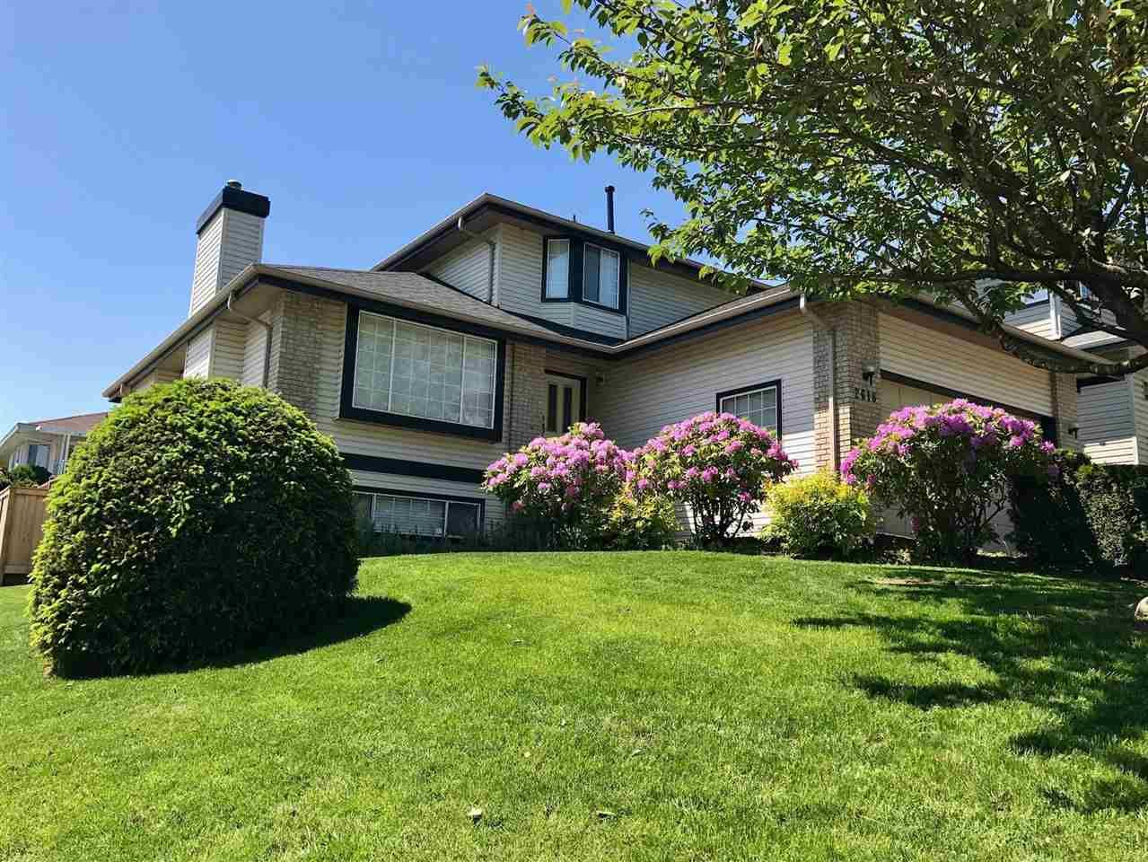 Main Photo: 2618 FORTRESS DRIVE in Port Coquitlam: Citadel PQ House for sale : MLS®# R2171800