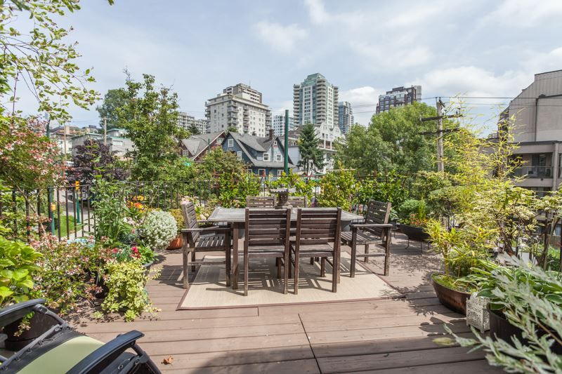 Main Photo: 411 1106 PACIFIC STREET in Vancouver: West End VW Condo for sale (Vancouver West)  : MLS®# R2087132