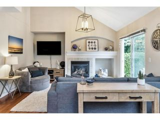 """Photo 2: 16 17097 64 Avenue in Surrey: Cloverdale BC Townhouse for sale in """"Kentucky Lane"""" (Cloverdale)  : MLS®# R2625431"""