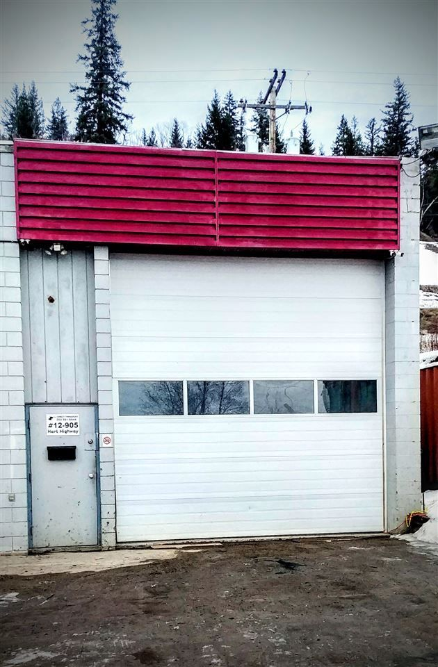 Main Photo: 12 905 HART Highway in Prince George: Hart Highway Industrial for sale (PG City North (Zone 73))  : MLS®# C8017786