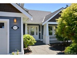 Photo 20: VICTORIA REAL ESTATE = HIGH QUADRA HOME For Sale Sold With Ann Watley