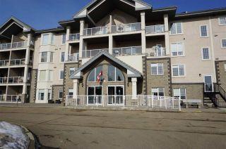 Photo 1: 111 612 111 Street SW in Edmonton: Zone 55 Condo for sale : MLS®# E4231181