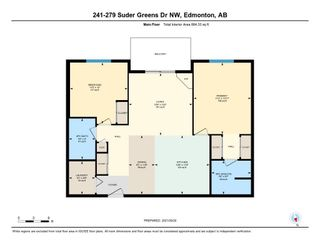 Photo 27: 241 279 SUDER GREENS Drive in Edmonton: Zone 58 Condo for sale : MLS®# E4264593