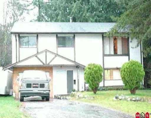 Main Photo: 32230 BUFFALO DR in Mission: Mission BC House for sale : MLS®# F2600577